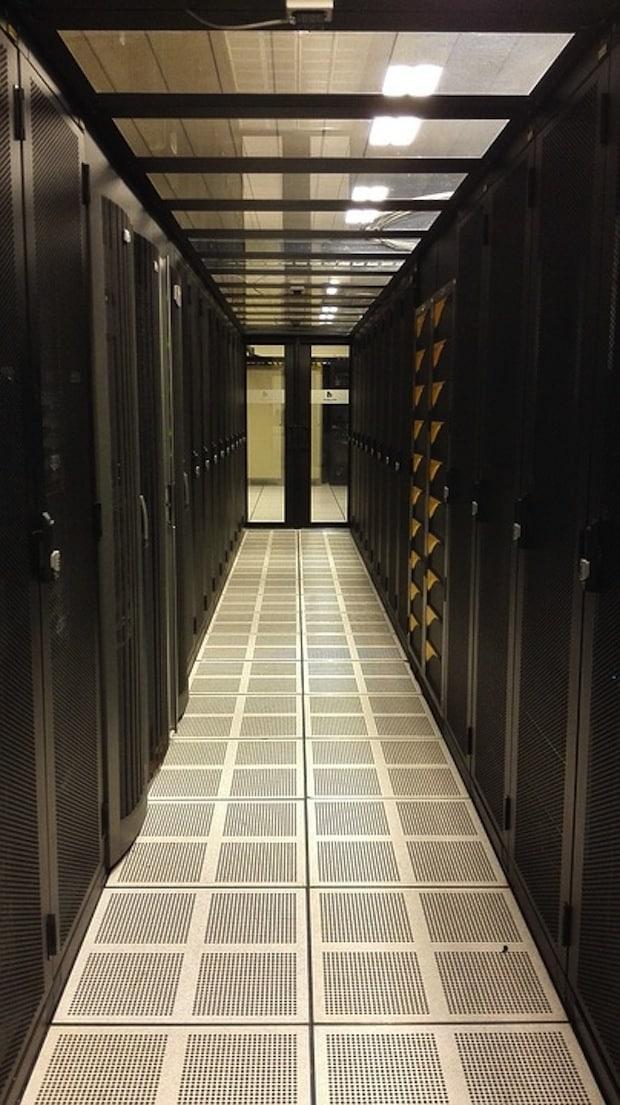 Bild von Erfolgreiche Modernisierung im Rechenzentrum