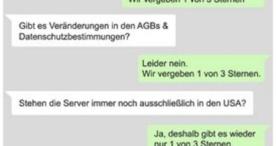 WhatsApp unter der Lupe: Hochmodern verschlüsselnder Messenger mit Datenschutzproblemen