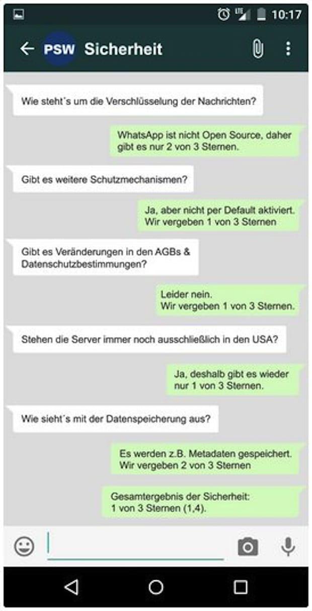 Photo of WhatsApp unter der Lupe: Hochmodern verschlüsselnder Messenger mit Datenschutzproblemen