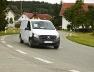 Gute Nachrichten zur IAA Nutzfahrzeuge:  Mercedes-Benz Vito gewinnt den Deutschen Nutzfahrzeugpreis 2016
