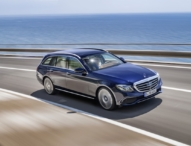 Das neue Mercedes-Benz E-Klasse T-Modell: Der intelligenteste Kombi