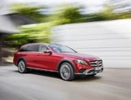 Neue Mercedes-Benz E-Klasse All-Terrain: Vielseitigkeit und Intelligenz in markantem Outfit