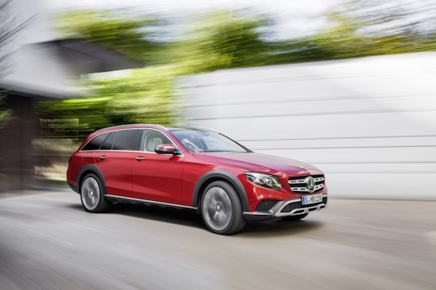 Photo of Neue Mercedes-Benz E-Klasse All-Terrain: Vielseitigkeit und Intelligenz in markantem Outfit