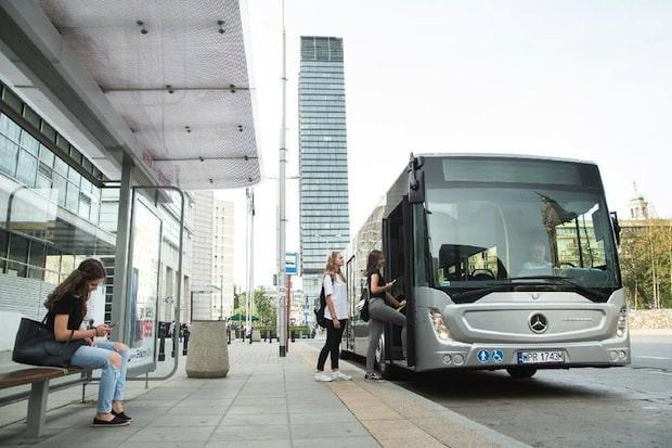 Bild von Weltpremiere – Der neue Mercedes-Benz Conecto