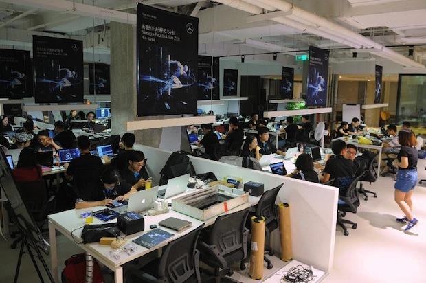 Photo of Daimler veranstaltet ersten Hackathon in China