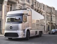 Daimler Nutzfahrzeuge im urbanen Verkehr der Zukunft: Autonom, elektrisch und vernetzt