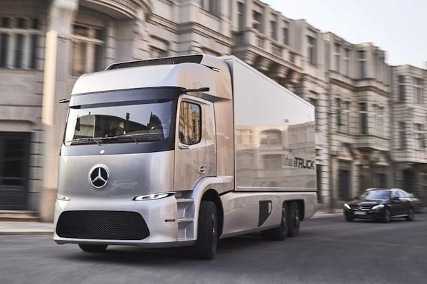 Photo of Daimler Nutzfahrzeuge im urbanen Verkehr der Zukunft: Autonom, elektrisch und vernetzt