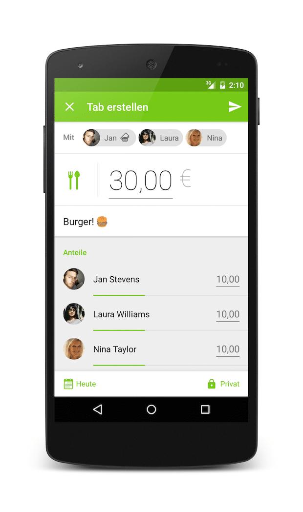 Bild von Hamburger FinTech-Startup führt verschlüsseltes P2P-Payment-System ein