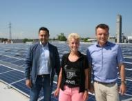 BÄKO liefert Backzutaten mit Sonnenenergie