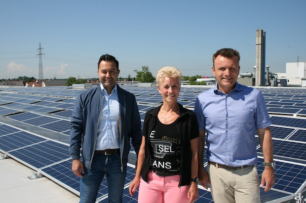 Photo of BÄKO liefert Backzutaten mit Sonnenenergie