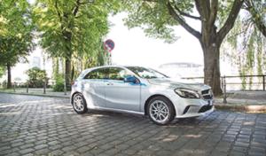 Flottenerweiterung bei car2go in Frankfurt