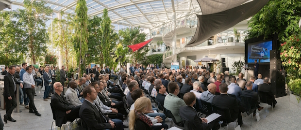Photo of Mehr als 300 IT-Experten auf dem Controlware Security Day 2016