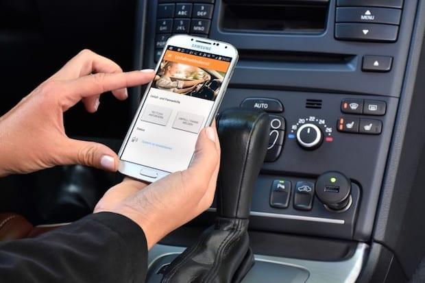 Photo of DEVK Unfallmelde-App holt Hilfe für verunglückte Autofahrer