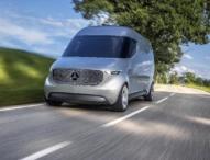 Mercedes-Benz Vans präsentiert den Transporter der Zukunft
