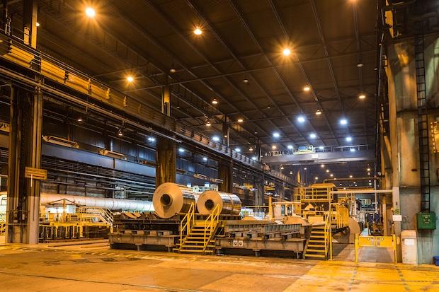 """Photo of """"Grüne"""" Komplettlösung für die Industriebeleuchtung"""