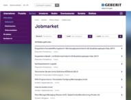 TWT bringt neue Job-Suche auf die Geberit Corporate Site