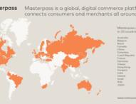 Mastercard verzeichnet weltweiten Durchbruch für Masterpass