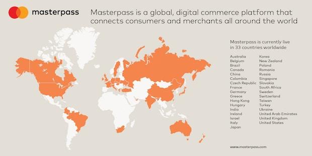 Bild von Mastercard verzeichnet weltweiten Durchbruch für Masterpass