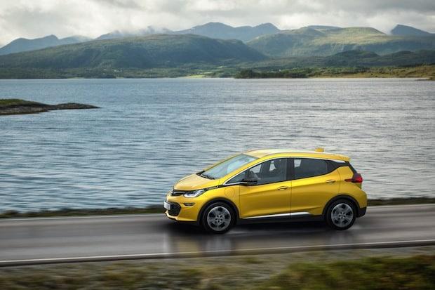 Bild von Absolut elektrisierend: Der Opel Ampera-e feiert Weltpremiere in Paris
