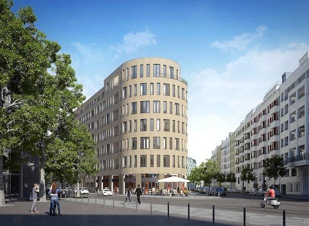 Bild von PANDION AG feiert Richtfest für seine ersten beiden Berliner Wohnprojekte