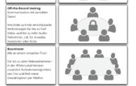 Von Teamsitzungen bis zum virtuellen Unterrichtsraum: Veeting Rooms baut sein Angebot massiv aus