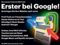 Tipps für die Suchmaschinen-Optimierung: Erster bei Google sein