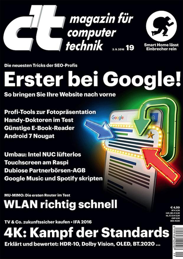 Bild von Tipps für die Suchmaschinen-Optimierung: Erster bei Google sein