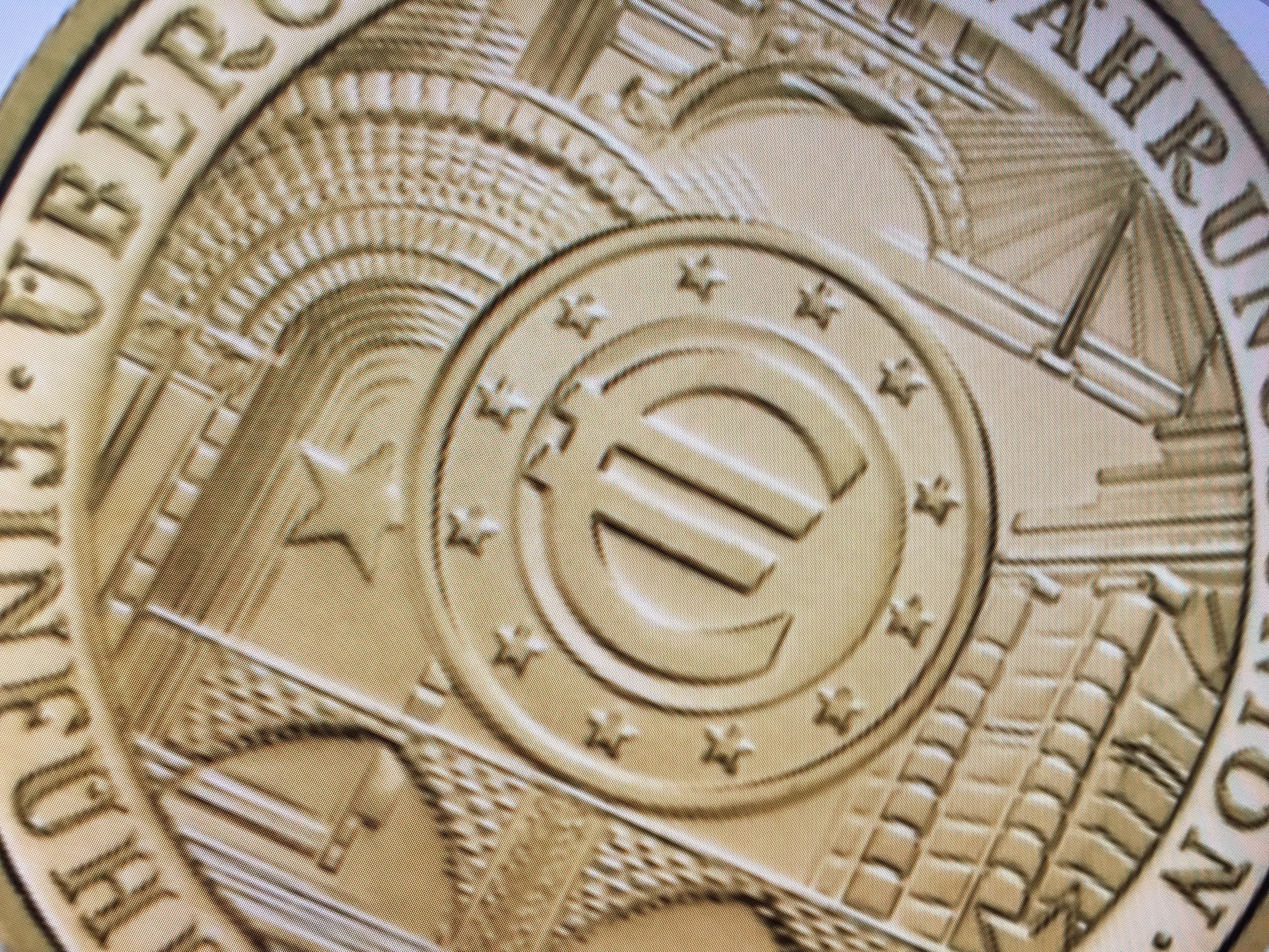 Der Goldeuro soll dem angeschlagenen Euro helfen.