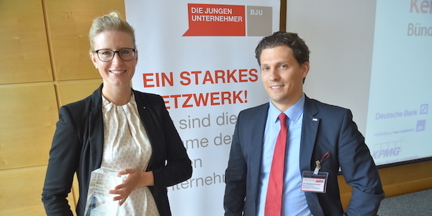 Preis der Nächsten Generation geht an die Abgeordnete Katrin Albsteiger