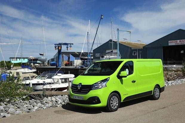 Bild von Renault Business Wochen: rundum sorglos unterwegs