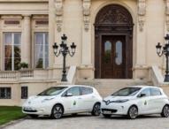 Renault-Nissan Allianz bleibt weltweit Nummer eins bei Elektrofahrzeugen
