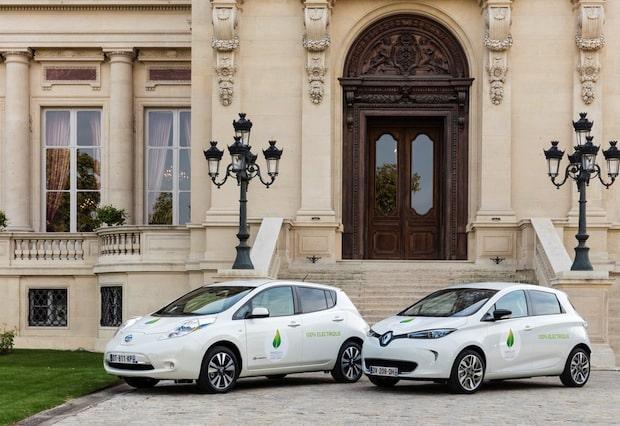 Photo of Renault-Nissan Allianz bleibt weltweit Nummer eins bei Elektrofahrzeugen