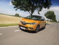 Neuer Renault Scénic erzielt fünf Sterne im Euro NCAP-Crashtest