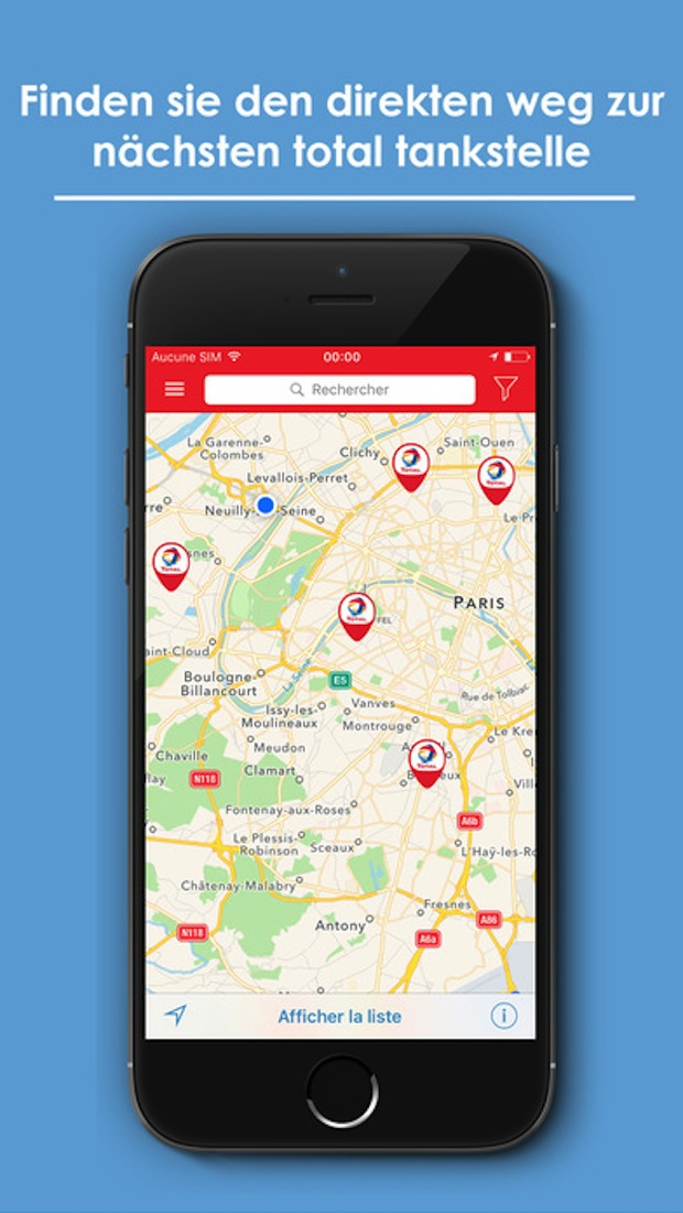 Photo of TOTAL bietet neue Services App
