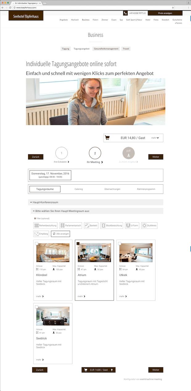 Photo of Boutique-Hotel Töpferhaus erreicht 100% Automatisierung bei Tagungsanfragen