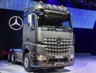 Off-Road und On-Road: Viel Neues am Bau von Mercedes-Benz