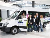 15 Mercedes-Benz Sprinter für die Meldau GmbH zum Einsatz bei der Lebenshilfe Hannover