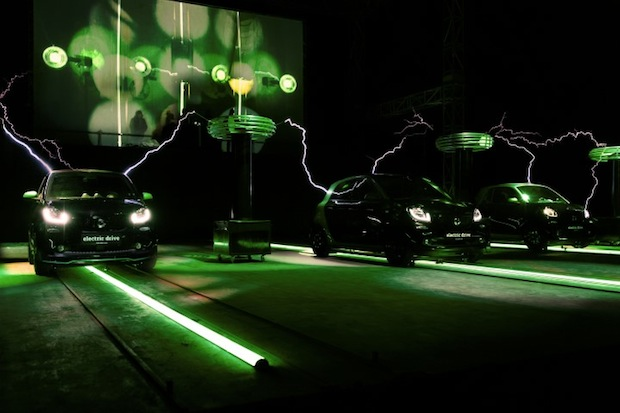 "Photo of ""smart electric symphony"" beim Festival of Lights"
