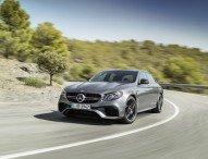 Der neue Mercedes-AMG E 63 4MATIC+ und E 63 S 4MATIC+: Die stärkste E-Klasse aller Zeiten