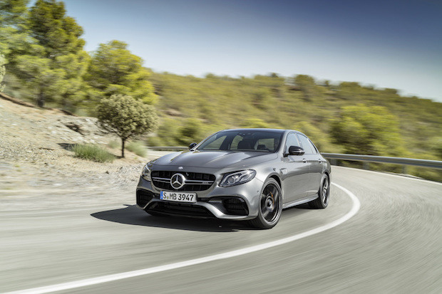 Bild von Der neue Mercedes-AMG E 63 4MATIC+ und E 63 S 4MATIC+: Die stärkste E-Klasse aller Zeiten