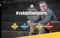 #zukunftmitstern: Nachwuchssuche 4.0 für die Mercedes-Benz Autohäuser und Servicebetriebe