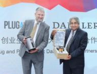 Daimler Greater China unterzeichnet Kooperationsabkommen mit Plug and Play