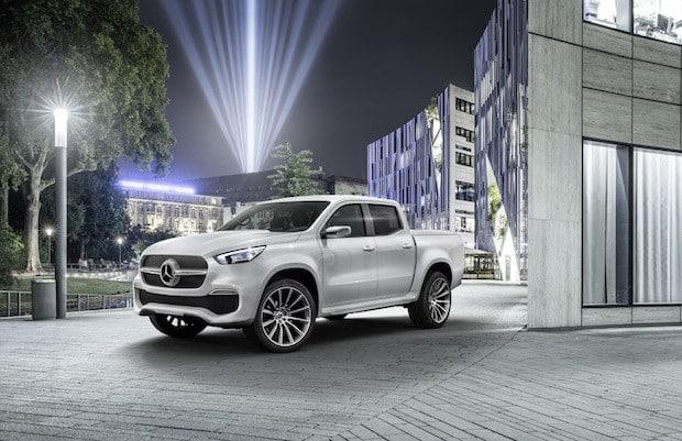 Bild von Mercedes-Benz Vans erweitert sein Produktportfolio