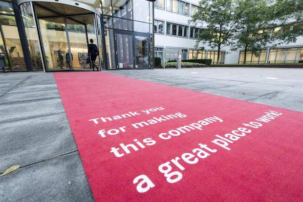 Bild von Daimler Financial Services gehört zu den besten Arbeitgebern der Welt