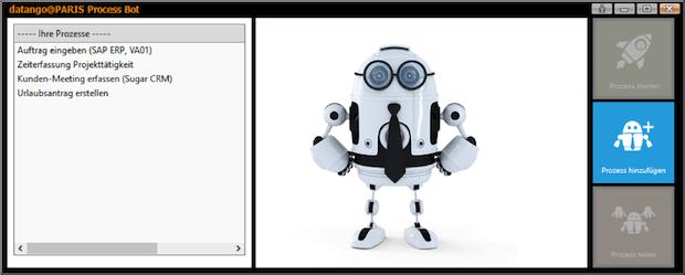 Bild von PARIS AG stellt ersten Bot zur Ergänzung des E-Learning- und EPS-Systems datango performance suite vor