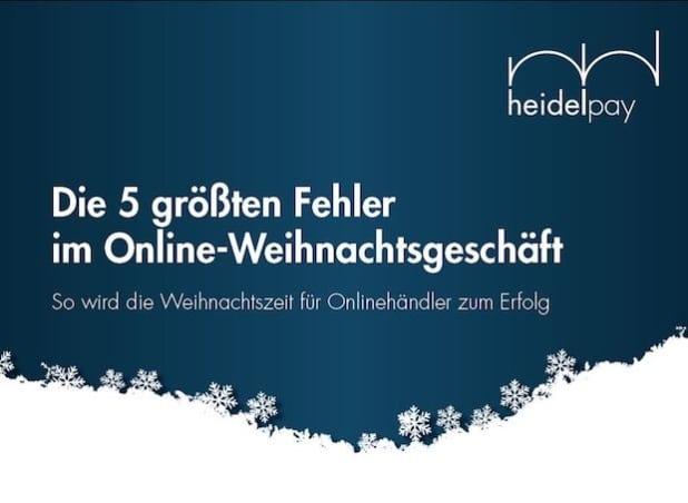 Quelle: Heidelberger Payment GmbH/Möller Horcher Public Relations GmbH