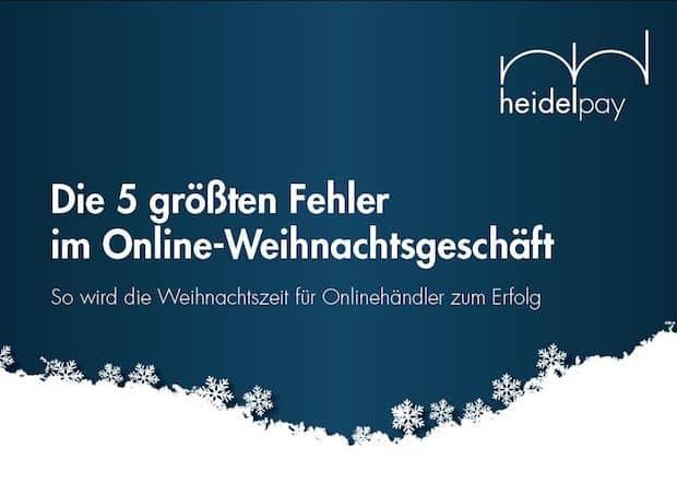 Photo of Leitfaden: So wird die Weihnachtszeit für Onlinehändler zum Erfolg