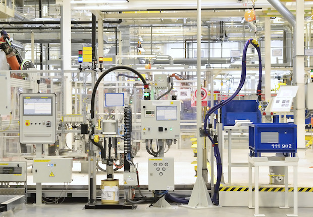 Photo of Dynamic Manufacturing Control