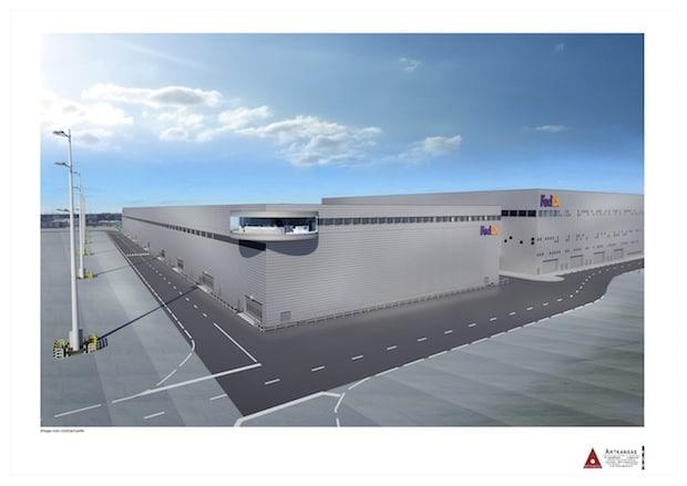 Bild von FedEx Express baut Paris-Charles de Gaulle Drehkreuz aus