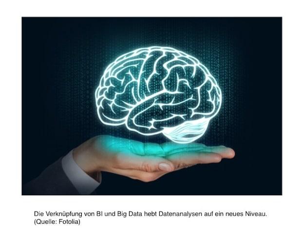 Photo of Verknüpfung von BI und Big Data hebt Datenanalysen auf neues Niveau